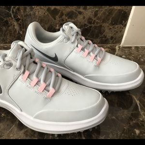 Womens NIKE Air Zoom Accurate golf shoes-spikeless